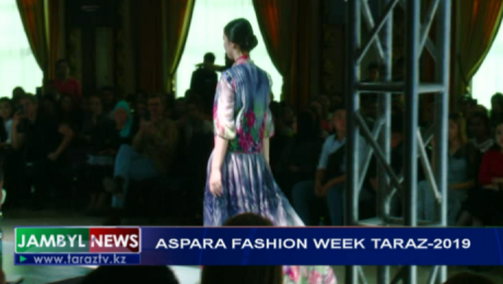ASPARA FASHION WEEK TARAZ-2019